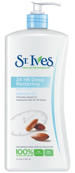 ST IVES BODY LOTION A/O