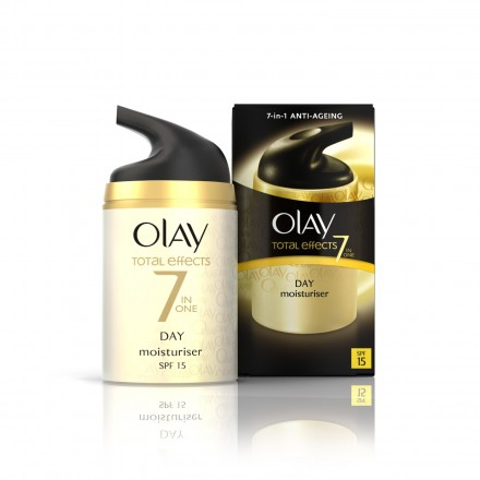 OLAY TOTAL EFF. DAY MOISTURIZER