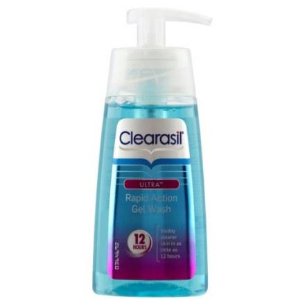 CLEARASIL ULTRA GEL WASH
