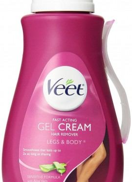 VEET FAST ACTING HAIR REM.ALOE.