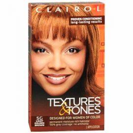 Clairol Textures & Tones * 5g-light Golden Brown