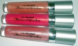 L.A COLORS DIAMOND SHINE 3