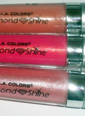 L.A COLORS DIAMOND SHINE 3