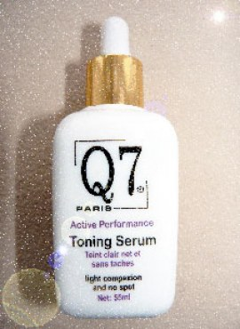 Q7 Active Performance Toning Serum