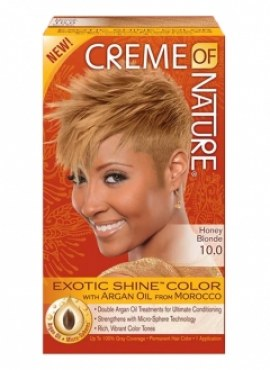 Creme of Nature Hair Color HONEY BLONDE 10.0