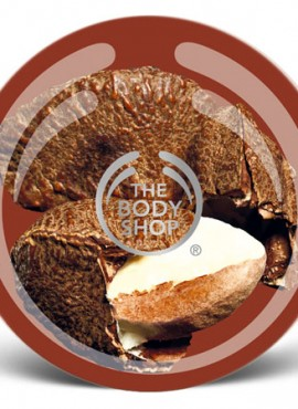 BODY SHOP BRAZIL NUT CREAM BODY SCRUB