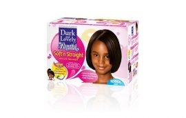 DARK AND LOVELY BEAUTIFUL BEGINNING SOFT'N STRAIGHT NO LYE RELAXER