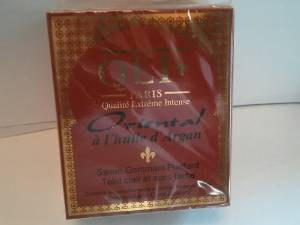 Qei+ Paris Qualite Extreme Intense Oriental with Argan Oil Soap