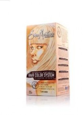 Shea Moisture Light Blonde Hair Color System