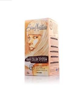 Shea Moisture Light Blonde Hair Color System