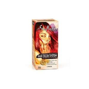 Shea Moisture Bright Auburn Hair Color System