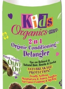 Africas Best Kids Organics Detangler 2-N-1