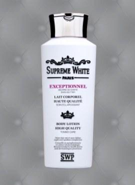 Supreme White Paris Intense Exclusif Carrot Extracts Body Lotion Premium 500ml