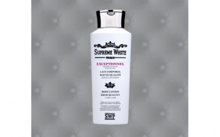Supreme White Paris Intense Exclusif Carrot Extracts Body Lotion Premium 500ml