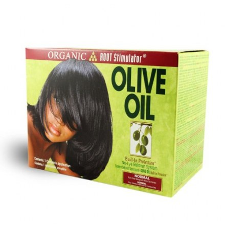 ORGANIC OLIVE OIL RELAXER KIT