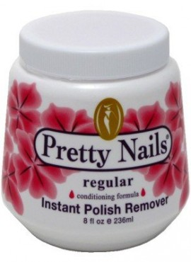 PRETTY NAILS INSTANT POLISH REMOVER
