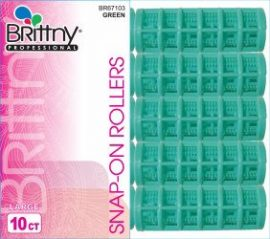 BRITTNY SNAP-ON ROLLERS SMALL