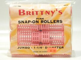 BRITTNY SNAP-ON ROLLERS LARGE