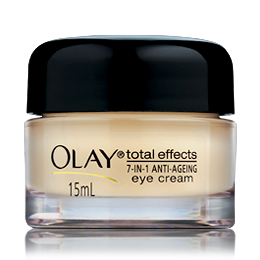 OLAY  TOTAL EFFECTS 7 IN ONE ANTI-AGING EYE CREAM