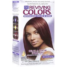 Dark & Lovely Reviving Colors 394 Ravishing Red