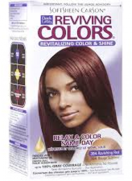 Dark & Lovely Reviving Colors 394 Ravishing Red