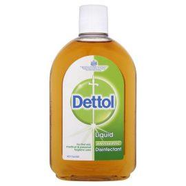 Dettol Antiseptic and Disinfectant Liquid