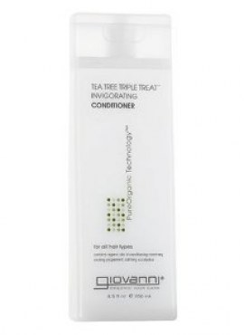 Giovanni Invigorating Conditioner, Tea Tree Triple Treat
