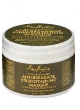 Shea Moisture Yucca & Plantain Anti-Breakage Strengthening Masque