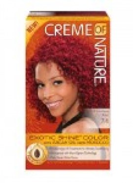 Creme of Nature Exotic Shine Hair Color Intensive Red 7.6