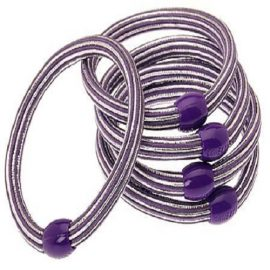 Finest Hair Accessory Solar Pony-Purple