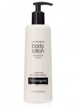 Neutrogena Body Lotion Light Sesame