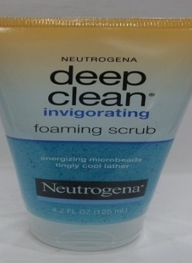 Deep Clean Foaming Scrub