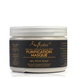 Shea Moisture African BLack Soap  Purification Masque