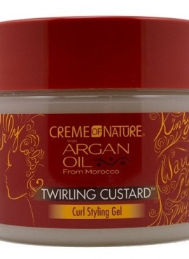 Twirling Custard Styling Gel