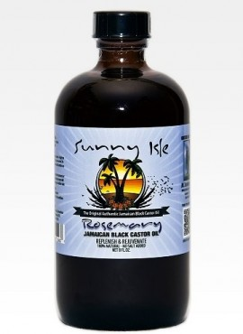 Rosemary Jamaican Black Castor Oil