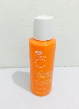 Vitamin C Brightening & Toning Water