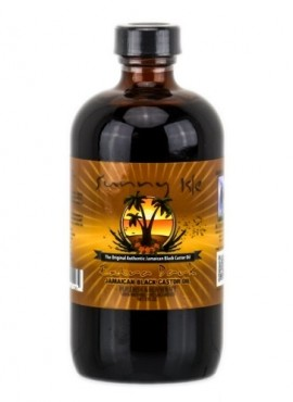 Sunny Isle Jamaican Black Castor Oil-Extra Dark