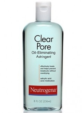 Neutrogena Clear Pore Oil-Eliminating Astringent