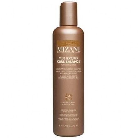 True Textures Sulfate-Free Shampoo.