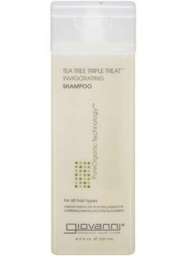 Tea Tree Invigorating Shampoo |