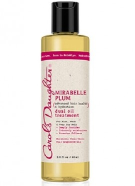 Mirabelle Plum Hair Oil Treatment