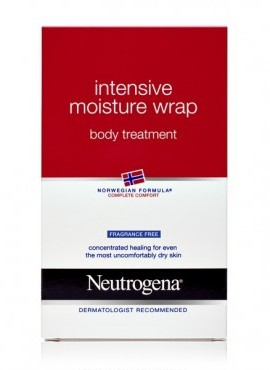 Neutrogena Intensive Moisture Wrap Body Treatment