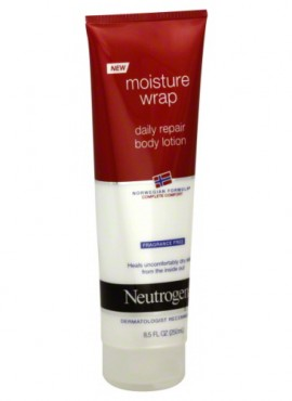 Neutrogena Norwegian Formula Moisture Wrap Daily Repair Body Lotion