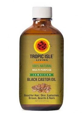 Tropic Isle Jamaican Black Castor Oil – 8oz