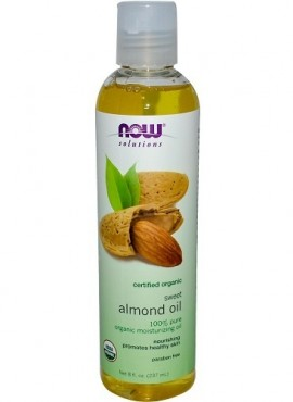 Organic Sweet Almond Oil 100% Pure