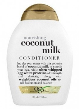 022796910066OGX  Nourishing Coconut Milk Conditioner