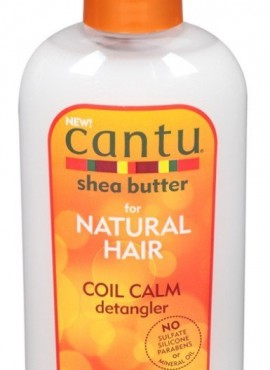 Cantu Natural Hair Coil Calm Detangler Spray