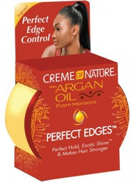 Creme of Nature Perfect Edges With Argan Oil From Morocco,