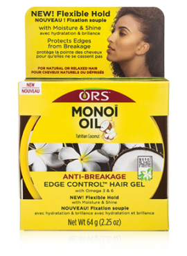 Monoi Oil Anti-Breakage Edge Control