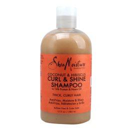Shea Moisture – Curl & Shine Shampoo